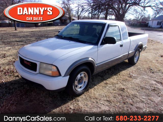 2001 GMC Sonoma SLS Ext. Cab Short Bed 2WD