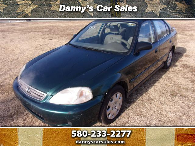 1999 Honda Civic Value Package