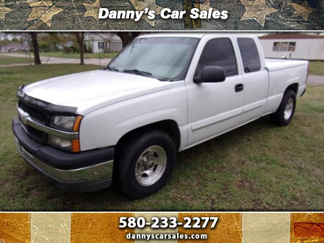 2003 Chevrolet Silverado 1500 LS Ext. Cab Short Bed 2WD