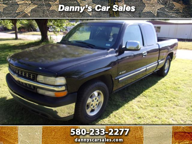 1999 Chevrolet Silverado 1500 LT Ext. Cab Short Bed 2WD