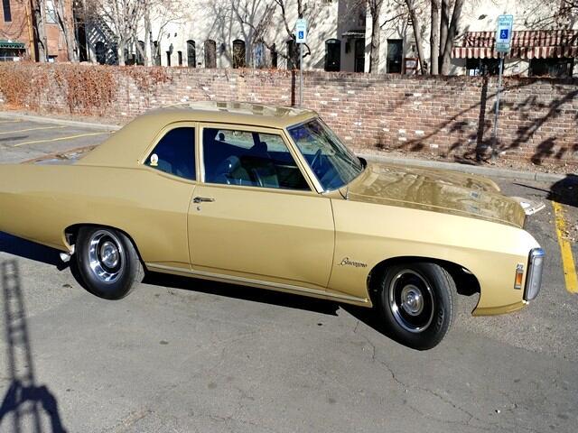 1969 Chevrolet Biscayne 2 Door Sedan