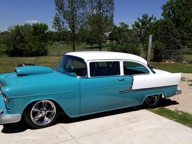 1955 Chevrolet Bel Air Pro Street Car