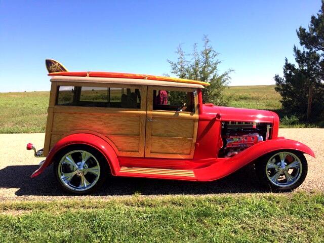1932 Ford Model 40