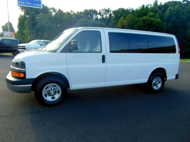 2016 Chevrolet Express LT 2500