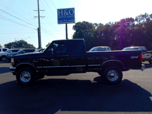 1996 Ford F-250 XLT SuperCab 4WD