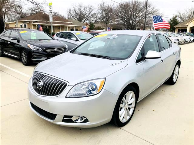 2016 Buick Verano Leather