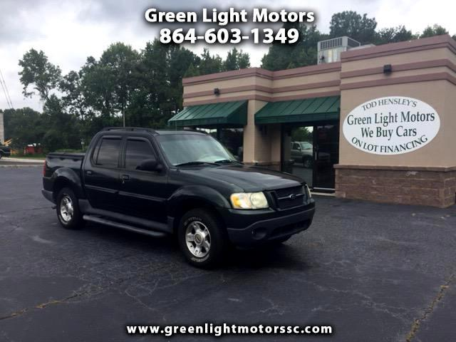 2004 Ford Explorer Sport Trac XLT 2WD