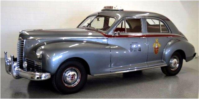 1947 Packard Clipper Deluxe Taxi