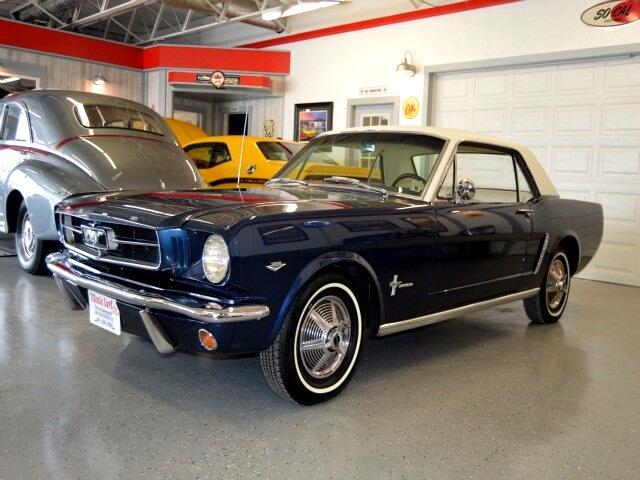 1964 Ford Mustang 2-Door Sedan