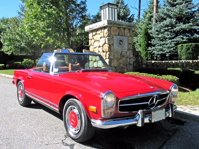 1968 Mercedes-Benz 280SL Roadster