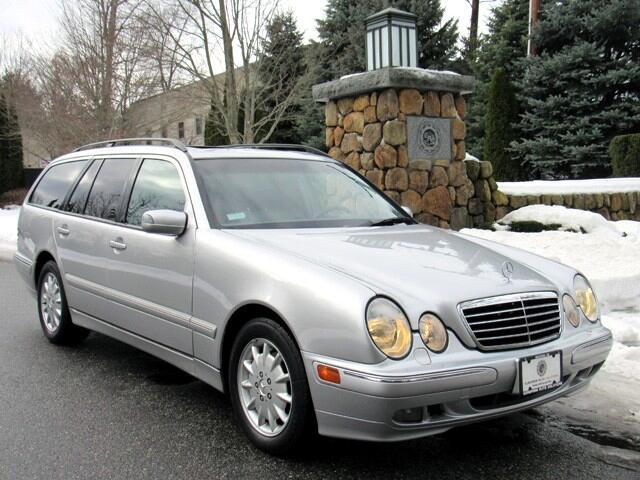 2001 Mercedes-Benz E-Class Wagon E320 4M