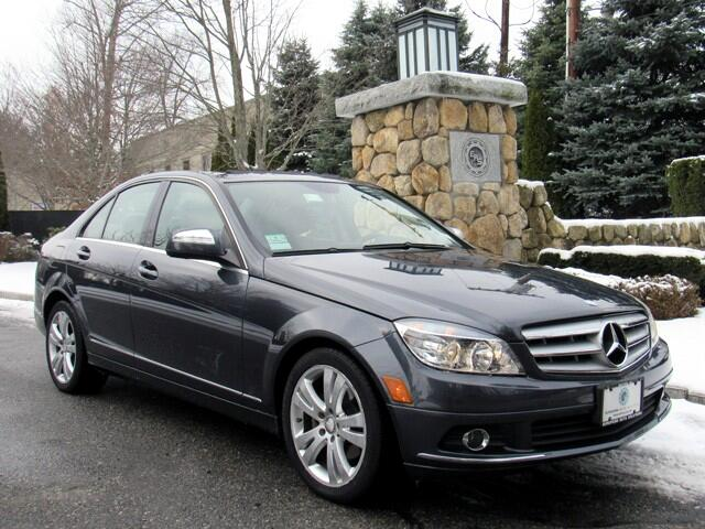 2008 Mercedes-Benz C-Class C300 Sport Sedan 4-Matic