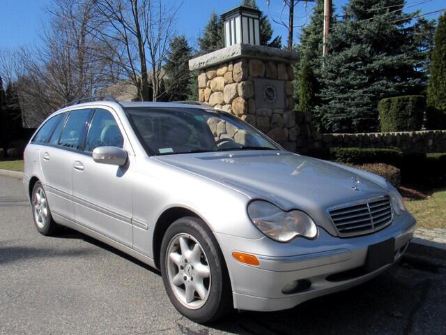 2004 Mercedes-Benz C-Class Wagon C240 4-matic