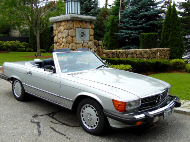 1986 Mercedes-Benz 560 Roadster