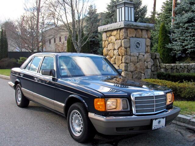 1982 Mercedes-Benz 300 SD