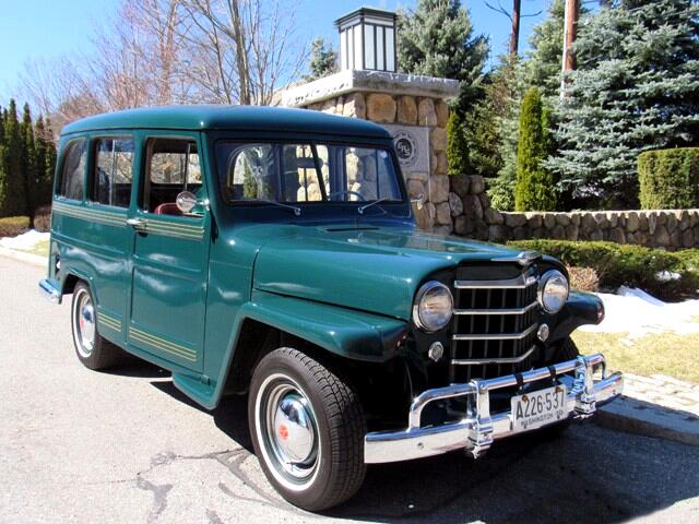 1950 Willys Station Wagon 673