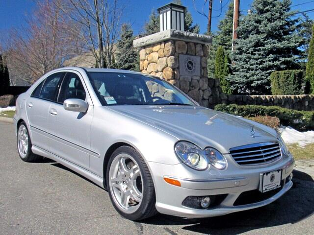 2006 Mercedes-Benz C-Class C55 AMG Sport Sedan