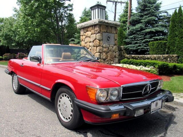 1987 Mercedes-Benz 560 SL