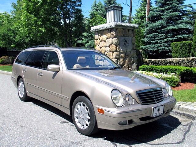 2001 Mercedes-Benz E-Class Wagon E320