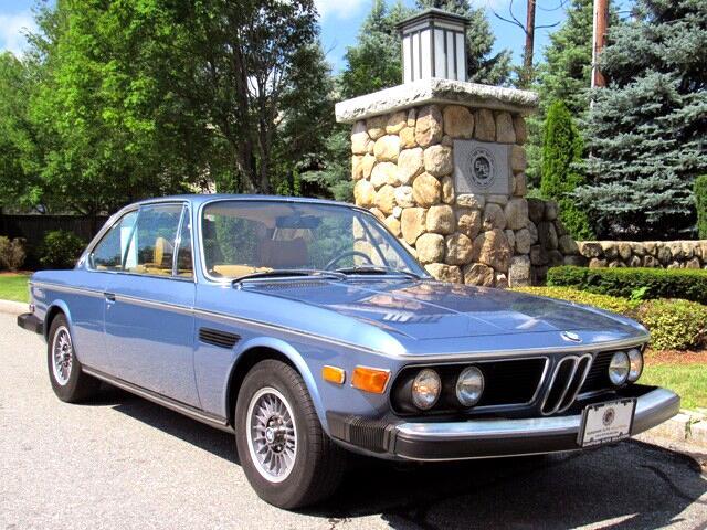 1974 BMW 3.0CS Coupe