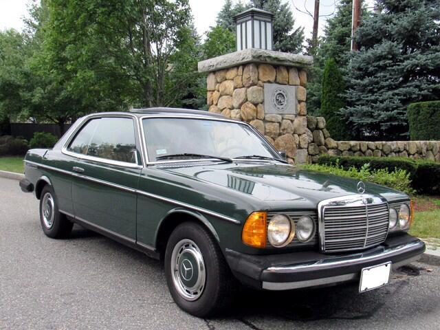 1979 Mercedes-Benz 300 CD
