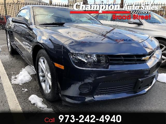 2014 Chevrolet Camaro 2LS Coupe