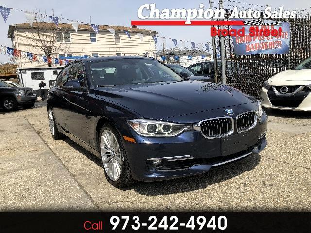 2013 BMW 3-Series 328i xDrive Sedan - SULEV