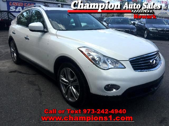 2011 Infiniti EX EX35 AWD Journey