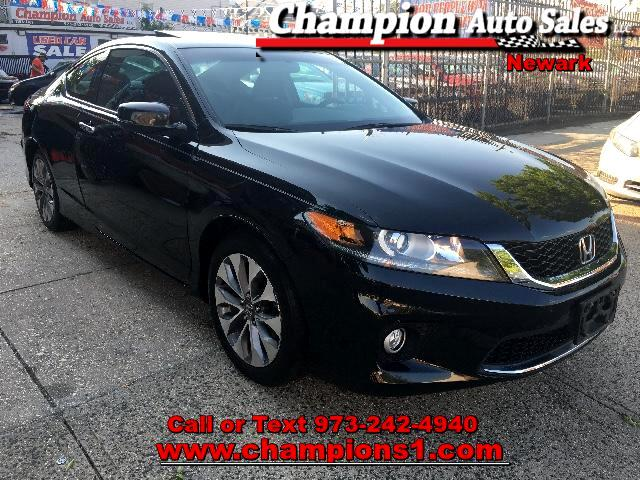 2014 Honda Accord EX Coupe CVT