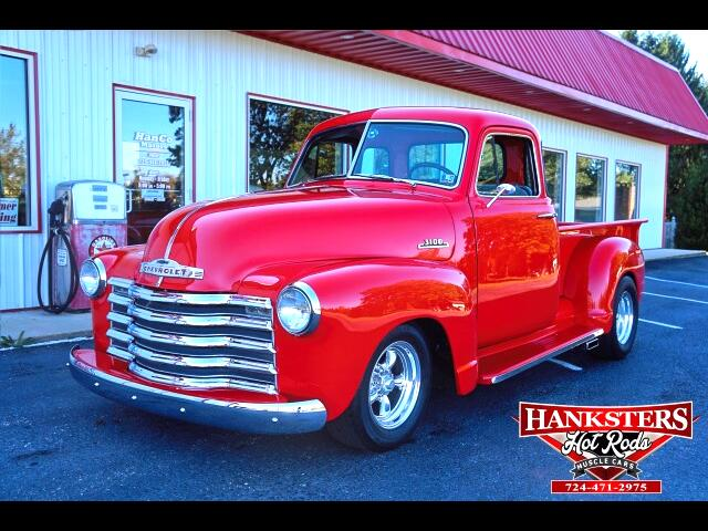 1953 Chevrolet 3100 5 WINDOW TRUCK