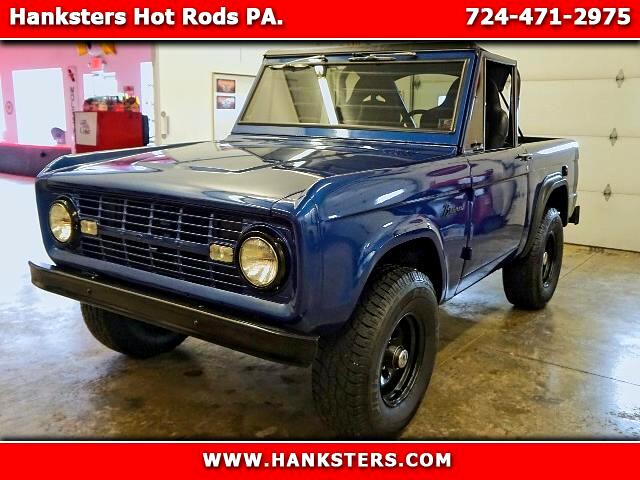 1966 Ford Bronco 4WD