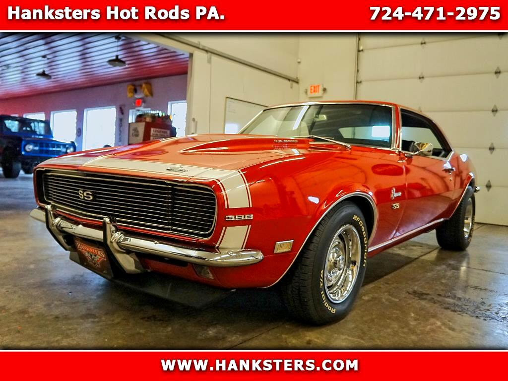 1968 Chevrolet Camaro Rs Ss Style For Sale All Collector Cars Chevy Muscle Car Interior 1