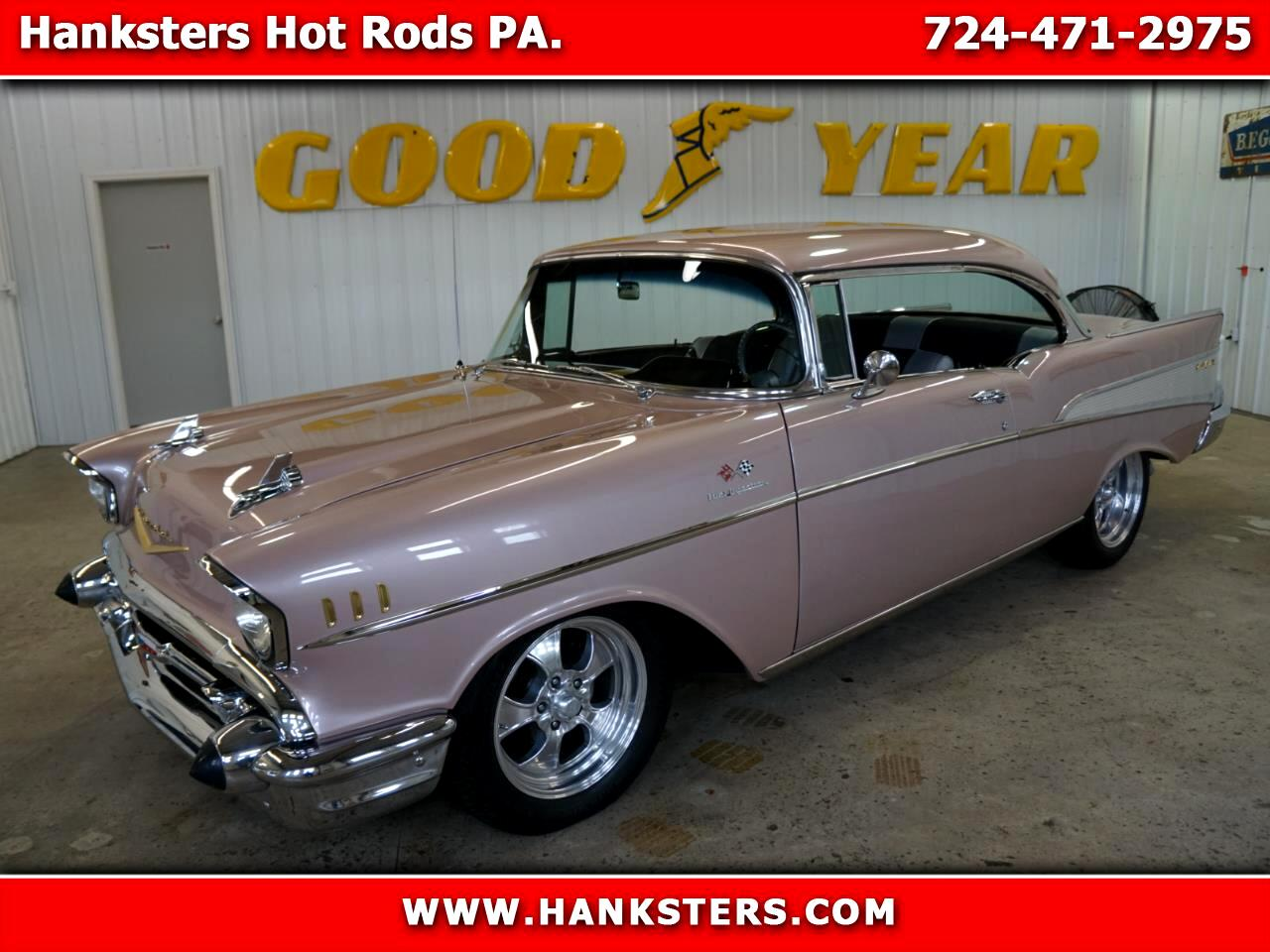 1957 Chevrolet Bel Air Pro Touring For Sale All Collector Cars 57 Chevy Rear Bumper 1