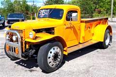 1940 Dodge Power Wagon