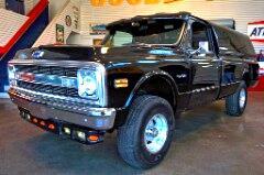 1970 Chevrolet Fleetside