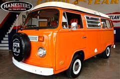 1973 Volkswagen Westfalia Camper
