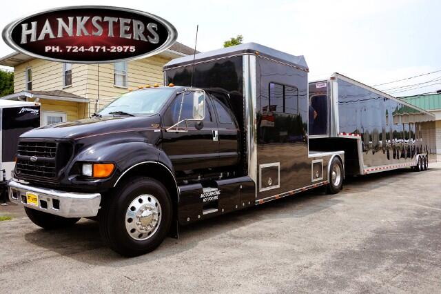 2000 Ford F750 Extended Cab