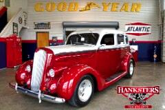 1936 Plymouth 4 Door