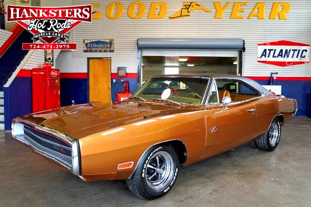 1970 Dodge Charger R/T Factory V code car