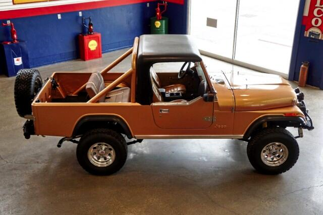 1984 AMC Scrambler CJ8