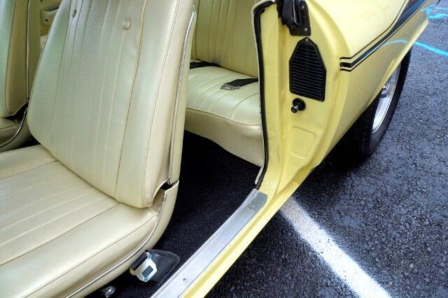 1969 Chevrolet Chevelle Yenko Tribute