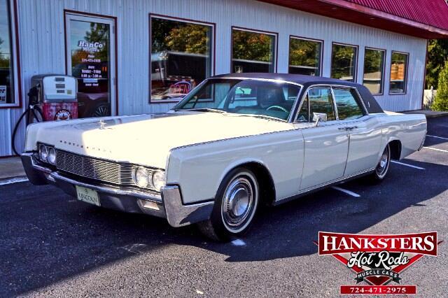 1967 Lincoln Continental Sedan