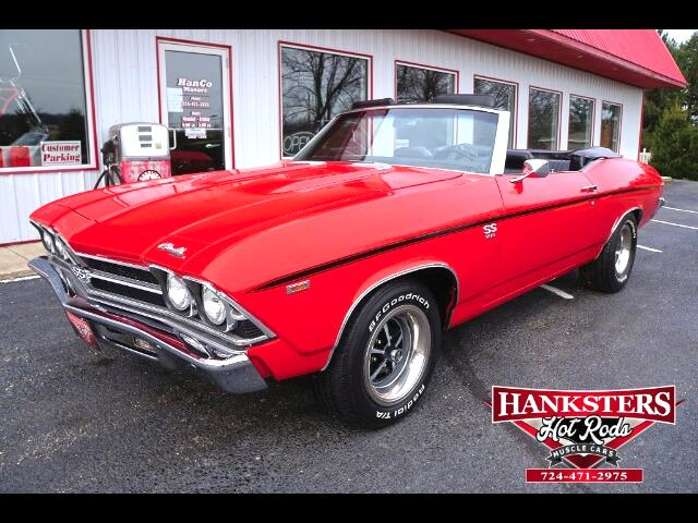 1969 Chevrolet Chevelle Convertible SS396 Style