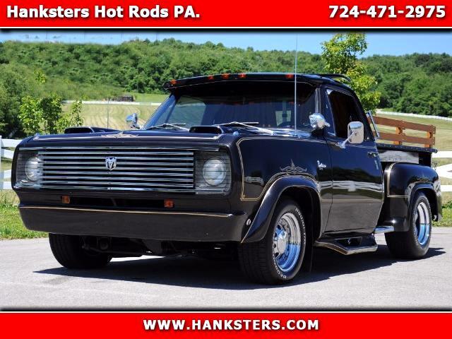 1977 Dodge Pickup Warlock