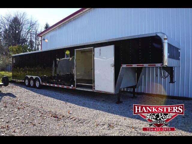 2006 Forest River Car Hauler 44ft Cargo Mate Enclosed Car Hauler