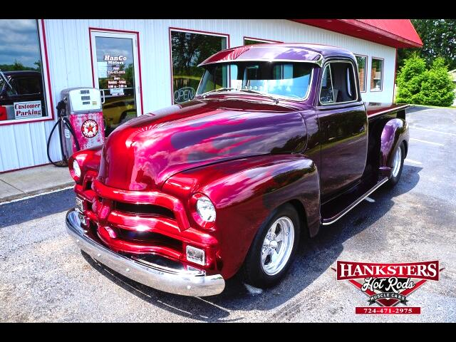 1954 Chevrolet 5 Window Pick-Up