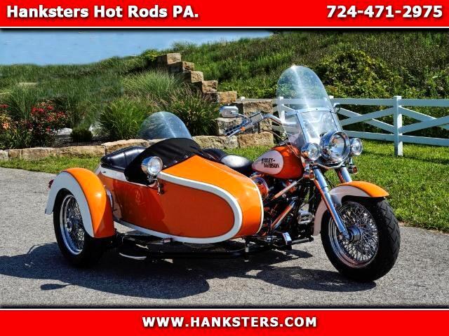 1995 Harley-Davidson FLSTF Fat Boy