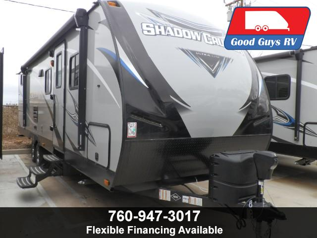 2018 Cruiser RV Shadow Cruiser 280QBS