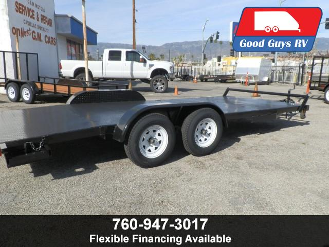 2018 Utility Trailer Utility 8FT 5IN X 18FT RDM