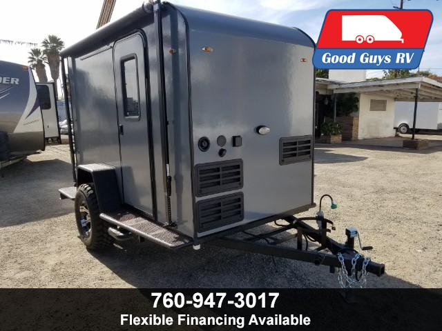 2018 Utility Trailer Utility 10JP RUMBLE EXTREME